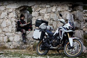 Africa Twin Motosiklet Kasko