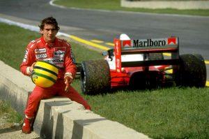 Ayrton Senna Formula 1