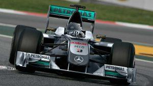 Formula 1 Mercedes 2019